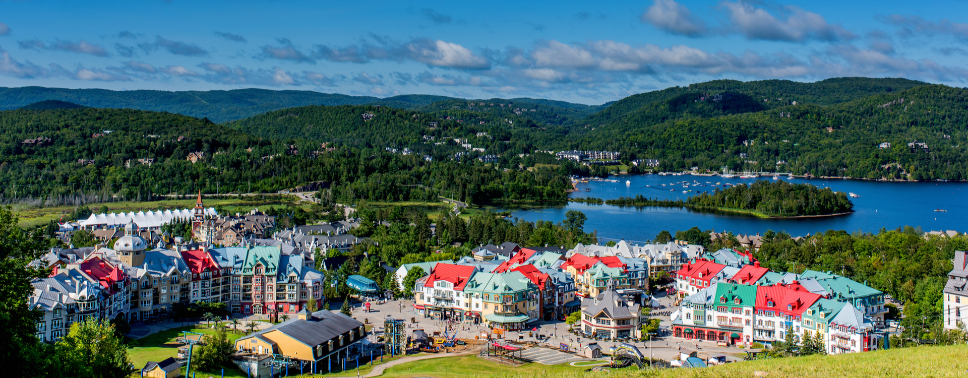 mont-tremblant-summer-village-lake